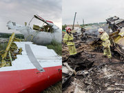 Malezya uçağı Rusya-Ukrayna sınırında düşürüldü: 298 ölü