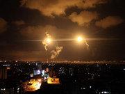 Gazze'de bir haber ajansına bombalı saldırı