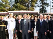 Bugün, Kıbrıs Barış Harekatı'nın başlangıcının 40. yıldönümü