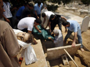 İsrail'in kanlı saldırılarına hedef olan Gazze'de son durum