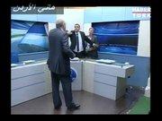 Canlı yayında tekme tokat 'Suriye kavgası'