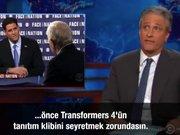 ABD'li ünlü şovmenden Gazze çıkışı