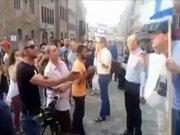 İsrail'e destek yürüyüşüne Türk şoku!