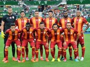 Rapid Wien 3 - 1 Galatasaray
