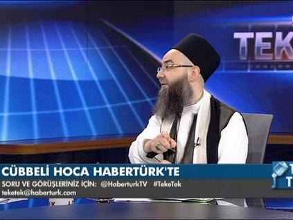 Fatih Altaylı ile Teke Tek - Cübbeli Ahmet Hoca - 4