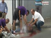 Galatasaray tesislerinde korkunç kaza!