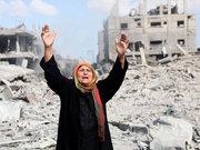 Gazze'de 72 saatlik ateşkes