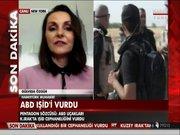 ABD, IŞİD'i vuruyor!