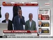 Erdoğan 12. Cumhurbaşkanı