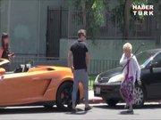Lamborghini yoksa kız da yok!