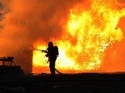 Avcılar'da yangın