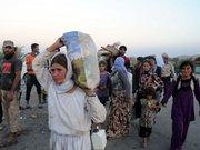 Mülteciler tek kampta