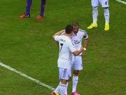 Ronaldo formasıyla maça giren taraftar
