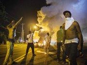 Ferguson'da olaylar sürüyor