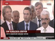 Kılıçdaroğlu'na il başkanlarından destek