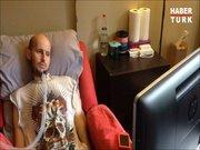 ALS hastası Türk başından aşağı buzlu su döktürdü!