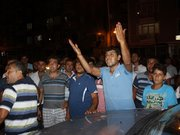 Elektrik kesintisi protestoları