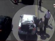 Polis yeleğiyle gasp ettiler