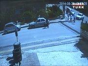 Ankara'daki panik kamerada