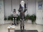 ALS için robotlara meydan okudu!