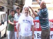 Temiz Futbol Gönüllülerinden, ALS'ye destek