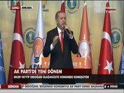 Erdoğan'dan veda konuşması