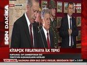 Erdoğan Anıtkabir'de
