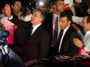 Gül Ankara'ya veda etti