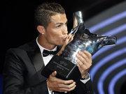 Yılın futbolcusu Cristiano Ronaldo