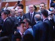 Erdoğan İstanbul'da