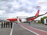İşte Erdoğan'ın yeni uçağı