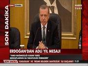 Erdoğan'ın ilk yurtdışı ziyareti