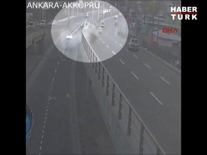 Ankara'daki kazada 'facia' teğet geçti