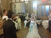 Harika bir düğün kareografisi