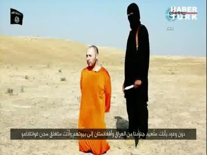 IŞİD, ikinci ABD'linin de kafasını kesti