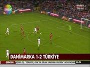Danimarka-Türkiye maç özeti