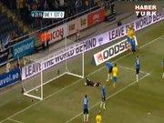 Zlatan Ibrahimovic tarihe geçti...