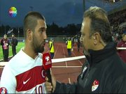 Arda Turan maç sonrası açıklamalarda bulundu