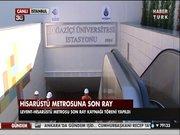 İstanbullulara bir metro müjdesi daha!