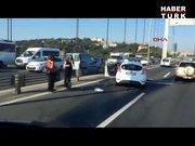 FSM'de trafiği felç eden kaza