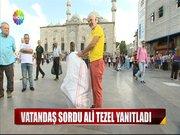 Bakın Ali Tezel'in torbasından ne çıktı!