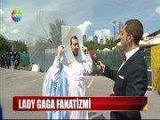 Lady Gaga fanatizmi