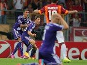 Galatasaray vasat başladı