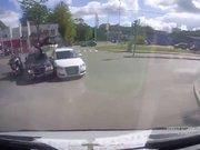Korkunç motosiklet kazası