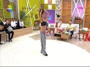 Oryantal Didem'den dans şov