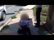 Genç kız uyuşturucu krizinde