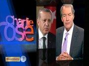 Cumhurbaşkanı Erdoğan Charlie Rose Show'da