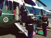 Obama'nın kahveli selamı