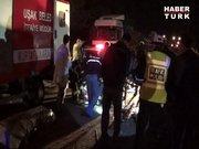 Uşak'ta trafik kazası