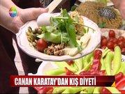 Karatay'dan kış diyeti
